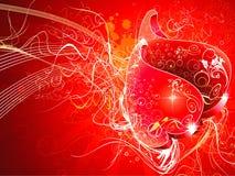 Vector liefde royalty-vrije illustratie