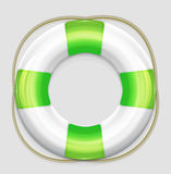 Vector lifebuoy icons Stock Photography