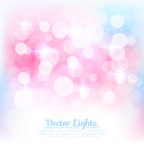 Vector light background Stock Images