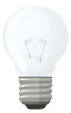Vector Light Bulb Royalty Free Stock Image
