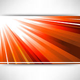 Vector light rays background Stock Image