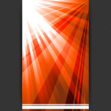 Vector light rays background Royalty Free Stock Photo