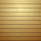 Vector light wood plank textured background Royalty Free Stock Image