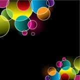 Vector lights Stock Image
