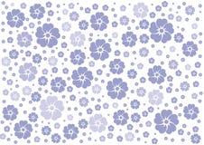Vector lilac flower Stock Photos