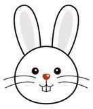 Vector lindo del conejo Fotos de archivo libres de regalías