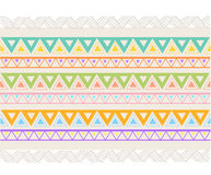 Vector line border set and geometric design elements. Vector line border set and geometric design elements Royalty Free Stock Photo