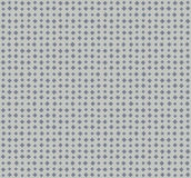 Vector lines of angular dots seamless pattern Royalty Free Stock Photo