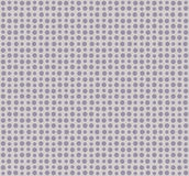 Vector lines of round dots seamless pattern Stock Image