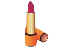 Vector Lipstick Royalty Free Stock Image