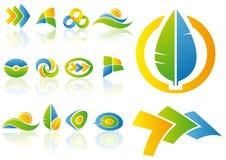 Vector Logo And Design Elements Stock Photos