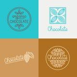Vector logo design concepts Stock Photography