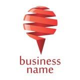 Red logo Stock Photos