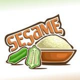 Vector logo for Sesame Stock Photography