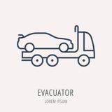 Vector Logo Template Car Elements simple Fotografía de archivo