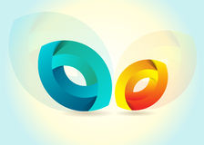 Vector logo Stock Images