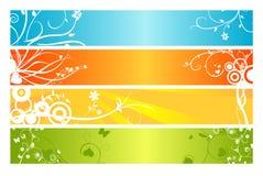 Vector los diseños stock de ilustración
