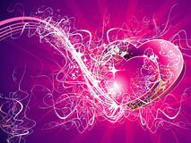 Vector love Royalty Free Stock Photos