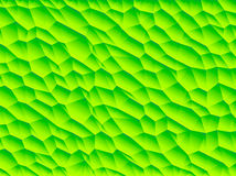 Vector low poly background. Vector low poly green background Stock Photography
