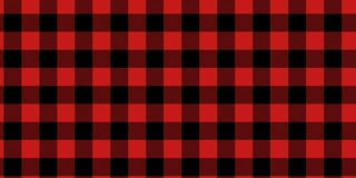 Vector Lumberjack plaid pattern. Alternating dark red and white squares background. country pattern. Vector illustration. Vector Lumberjack plaid pattern stock illustration