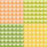 Vector macro seamless textile pattern Royalty Free Stock Photos