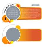 Vector magazine tips background Stock Photo