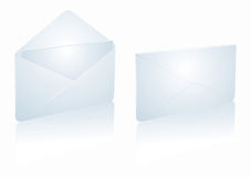Vector mail envelope Royalty Free Stock Photo