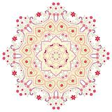 Vector Mandala Design Stock Photo