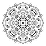 Vector mandala Royalty Free Stock Image
