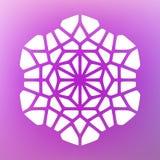 Vector Mandala Ornaments Illustration decorativa Fotografía de archivo