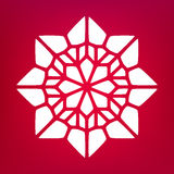 Vector Mandala Ornaments Logo Illustration decorativa Fotos de archivo