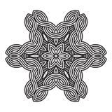 Vector Mandala symbol Stock Photography