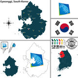 Gyeonggi Province, South Korea Stock Images