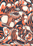 Vector Marble Paper Pattern Royalty Free Stock Images