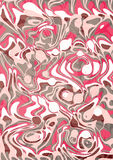 Vector Marble Paper Pattern Stock Image