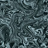 Vector marmeren naadloos patroon Marmeren purper patroon op donkere achtergrond vector illustratie