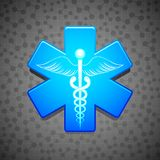 Vector Medical Symbol Royalty Free Stock Photography