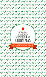 Vector Merry Christmas card. Merry Christmas card for  celebrations  Christmas Royalty Free Stock Photography