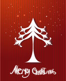Vector merry christmas Royalty Free Stock Image