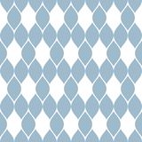Vector mesh seamless pattern. Delicate abstract light blue and white texture vector illustration