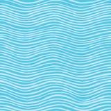 Vector met de hand gemaakte naadloze textuur stock afbeelding