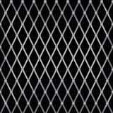Vector Metal Grill Stock Photo
