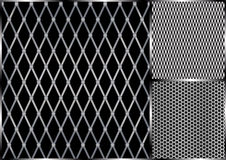 Vector Metal Grill Seamless Royalty Free Stock Image