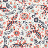 Vector Mexican embroidery seamless pattern Royalty Free Stock Photos