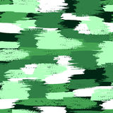 Vector military camouflage pattern. Royalty Free Stock Photography