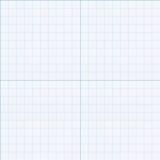 Vector millimeter paper Stock Image