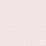 Vector minimalist seamless pattern, tiny dots in diagonal grid. Vector minimalist seamless pattern, simple monochrome geometric texture with tiny circles, dotted Royalty Free Stock Photos