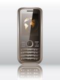 Vector mobile phone Stock Photos