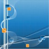 Vector modern backdrop Stock Image