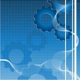 Vector modern backdrop Stock Photography